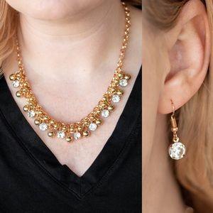 ❤️Wall Street Winner - Gold Necklace Set